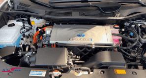 Toyota верит в будущее, где автомобили оснащены водородными топливными элементами