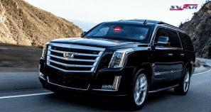Пуленепробиваемая версия Cadillac Escalade