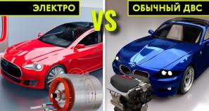 Кто быстрее: электрокары или автомобили с ДВС?